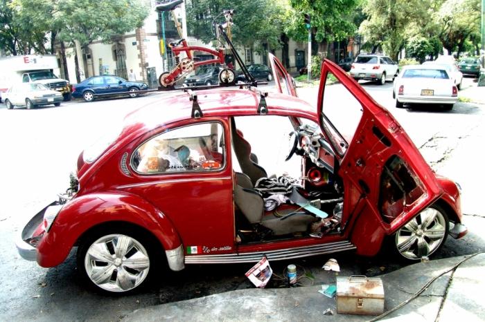 volkswagen escarabajo tuneado